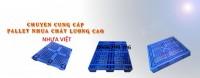 Pallet nhựa công nghiệp giá rẻ