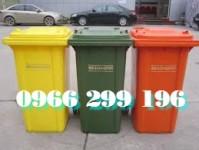 Thùng rác nhựa 240l giá rẻ