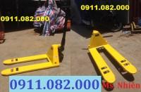 Phân phối xe nâng tay thấp 2500kg 3000kg giá rẻ bình dương