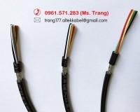 Cáp tín hiệu chống nhiễu chất lượng cao tiết diện 0.22mm2