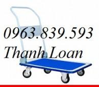 Xe đẩy mặt bàn -Xe đầy công nghiệp giá rẻ - Call: 0963.839.593 Thanh Loan