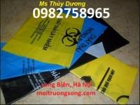 Chuyên cung cấp túi đựng rác thải y tế, túi phân loại rác, túi rác tự phân hủy