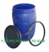 thùng phuy nhựa 30l giá rẻ, thùng phi sắt 220l, tank nhựa 1000l