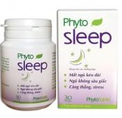 PhytoSleep -Trị chứng đâu đầu, mất ngủ