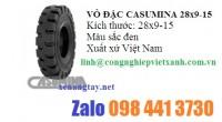 Vỏ xe nâng Casumina, lốp xe nâng casumina Việt nam