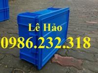 thung nhua dac, thung nhua banh xe, song nhưa bit, khay nhựa, hộp nhựa b1, b2, b