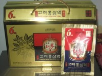 Nước Hồng sâm KGS Hàn Quốc