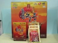 Nước Hồng sâm - Nhung hươu Hàn Quốc.