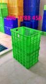 Bán rổ nhựa công nghiệp đựng trái cây loại lớn giá rẻ.