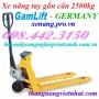 Xe nâng tay gắn cân 2500kg EV25 GAMLIFT giá cạnh tranh call 0984423150 – Huyền