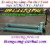 Xe nâng tay càng siêu dài 1500mm NICHI-LIFT - JAPAN giá cực sốc call 0984423150