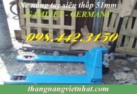 Xe nâng tay siêu thấp 51 MACL-51 GAMLIFT - Germany giá siêu sốc call 0984423150