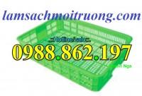 Sọt nhựa hs010 giá rẻ, sọt nhựa giá rẻ hà nội, sóng nhựa 2t HS010, sóng nhựa HS0