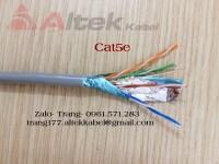Cáp mạng Cat5e chống nhiễu, giá cạnh tranh