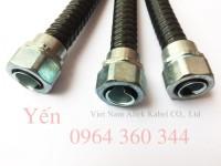 Mua ống ruột gà lõi thép bọc nhựa, phụ kiện đầu nối ống ở đâu giá tốt?