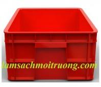 Sóng nhựa bít KPT02, hộp nhựa đặc, hộp đựng linh kiện giá rẻ
