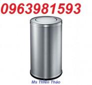 Bán các loại thùng rác Inox, thùng rác văn phòng, thùng rác siêu bền, thùng Inox