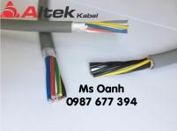 Cáp điều khiển không lưới/ có lưới 0.5mm