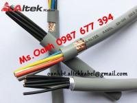 Flexible - Pvc Control Cables - Control Cable - Cáp điều khiển Altek Kabel
