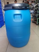 Thùng phuy nhựa 220l nắp hở giá rẻ, thùng phuy nhựa công nghiệp.