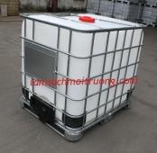 Chuyên cung cấp tank nhựa, thùng nhựa, tank IBC 1000 lít, thùng đựng hóa chất