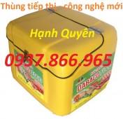 Thùng đựng thực phẩm, thùng ship hàng, thùng cách nhiệt, thùng chở hàng giá rẻ