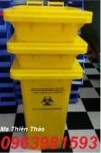 Bán thùng rác y tế, thùng đựng chất thải, thùng đựng chất nguy hại