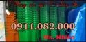 Nơi xả kho thùng rác 120 lít 240 lít 660 lít giá rẻ tại cần thơ- 0911.082.000