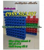 thùng nhựa đựng hàng, kệ nhựa A6, kệ dụng A6 giá rẻ,khay nhựa A6