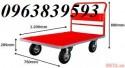 Nhập khẩu và phân phối xe đẩy hàng cong nghiệp, xe đẩy mặt bàn 4 bánh giá cực rẻ