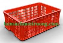 Chuyên cung cấp sóng nhựa rỗng, thùng nhựa rỗng, sọt nhựa giá rẻ