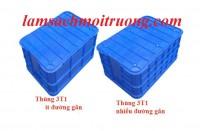 Bán thùng nhựa đặc, sóng nhựa đặc, sóng nhựa công nghiệp giá rẻ