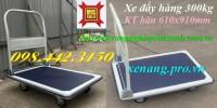 Xe đẩy hàng 300kg WT30 giá siêu rẻ call 0984423150 – Huyền