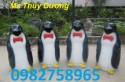 Bán thùng rác hình con chim cánh cụt, thùng rác hình con thú ngộ nghĩnh
