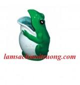 Thùng rác con ếch, thùng rác nhựa giá rẻ, thùng rác nhựa Composite