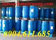 Bán Thùng phuy nhựa 220 lít, 120 lít, thùng phuy làm bè giá rẻ