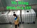 Thùng nhựa đựng dầu ăn 1000l,thùng nhựa đựng dầu dừa 1000l giá rẻ