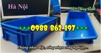 Thùng nhựa B2, thùng nhựa đặc B2, thùng chứa b2, thùng nhựa đặc, sóng nhựa bít,