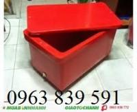 Bán thùng đá ướp lạnh 450l-800l 0963 839 591 Thu Phương