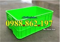 thùng nhựa công nghiệp giá rẻ tại hà nội, thùng chứa công nghiệp giá rẻ, sóng n
