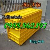 thùng nhựa đặc HS017, sóng nhựa bít HS017, sóng nhựa bít, sóng nhựa bít giá rẻ,