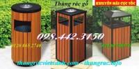 Thùng rác gỗ giá cực sốc call 0984423150 – Huyền