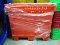 Thùng giữ lạnh, thùng ướp hải sản loại lớn 800L