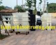 Xe gom rác 660l, xe đẩy rác, xe gom rác thải công nghiệp giá rẻ
