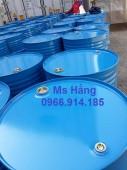 Thùng phuy sắt nắp kín 220 lít,thùng sắt đựng thực phẩm 200 lít