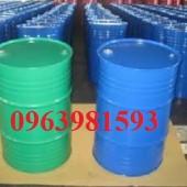 Cung cấp thùng phuy sắt nắp kín, phuy sắt đựng nước, thùng phuy 220 lít giá rẻ