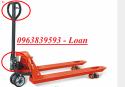 Mua xe nâng tay thấp, xe nâng hàng công nghiệp giá rẻ ở đâu - Call: 0963.839.593