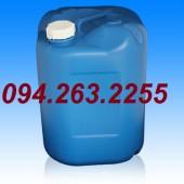 Can đựng hóa chất, can 20l, can 30l, can nhựa giá rẻ