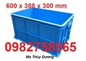 khay nhựa b5, thùng nhựa công nghiệp, thùng nhựa cơ khí,
