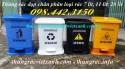 Thùng rác đạp chân phân loại rác dung tích 7 lít đến 20 lít giá siêu rẻ
